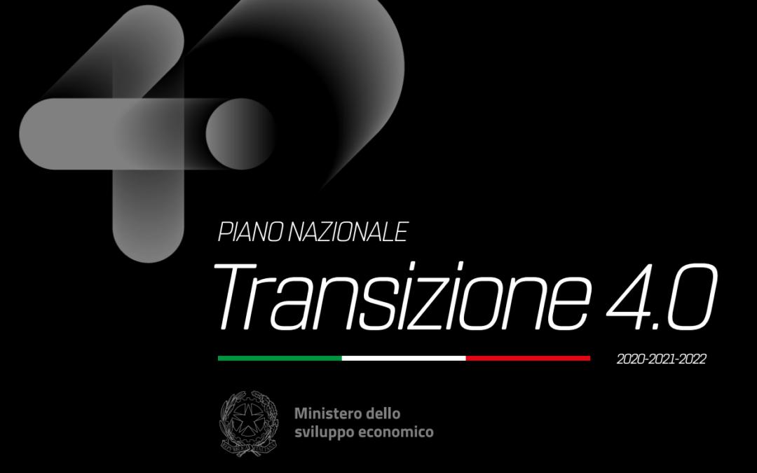 Piano Nazionale Transizione 4.0   LB Consulting